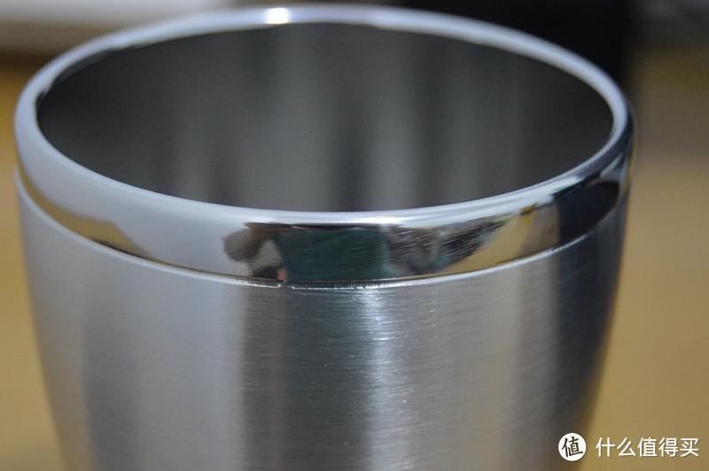 ZOJIRUSHI 象印 450ml不锈钢广口杯 晒单