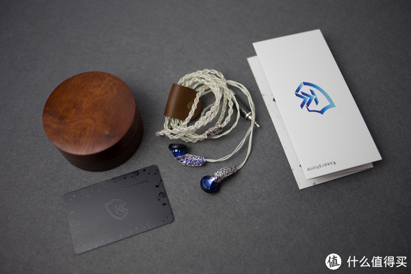 银镀铂金!奢侈品耳机了解一下,ksearphone轮回绝响版蹭听体验