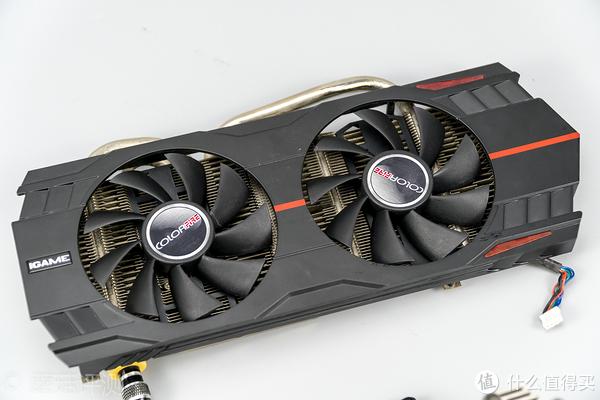 更换显卡散热风扇,老旧显卡重获新生—七彩虹 GTX760 更换显卡风扇