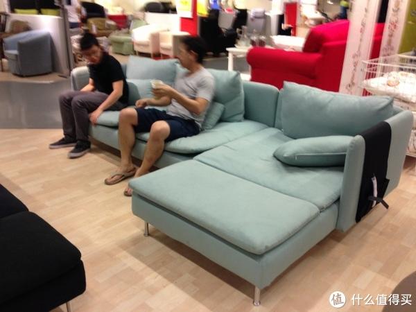 """玩转宜家 篇十一:宜粉眼中的爆款沙发,""""坐感""""真的好吗?"""