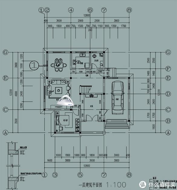 450平米别墅,体验华硕 Lyra Trio分布式路由系统