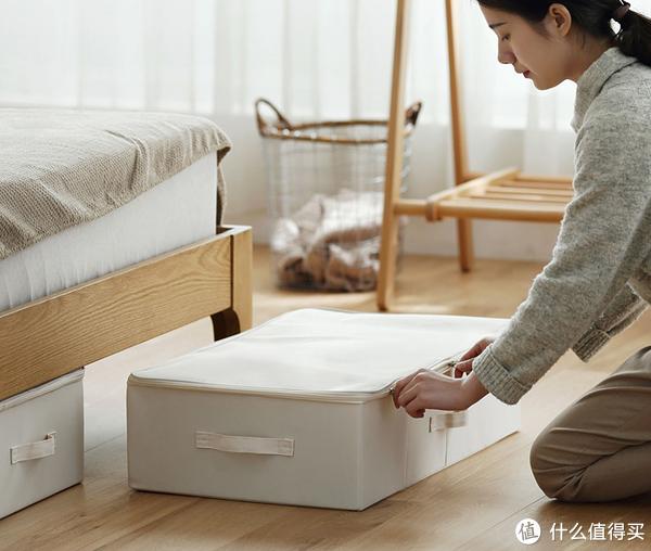 【好物推荐2】想要扩大房间空间?这些床底收纳箱义不容辞