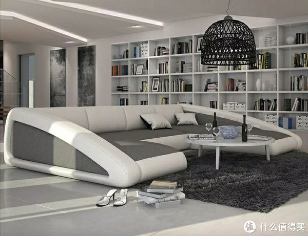 U字型沙发