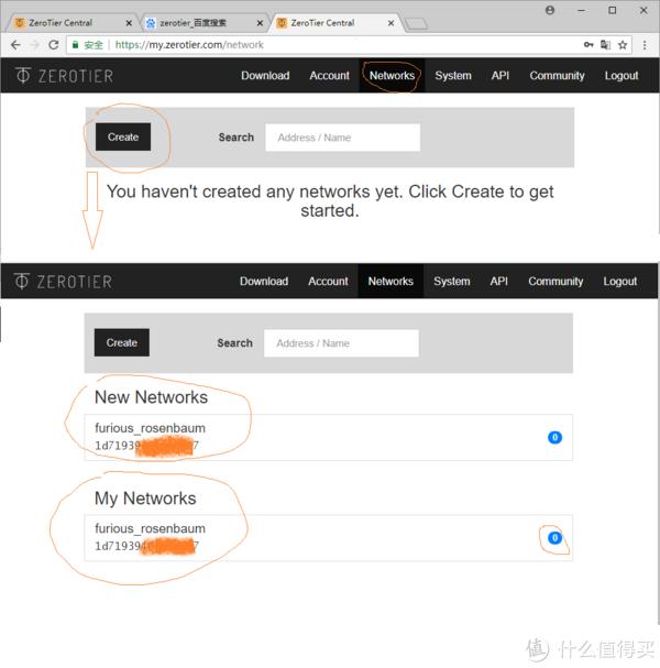 创建虚拟网络