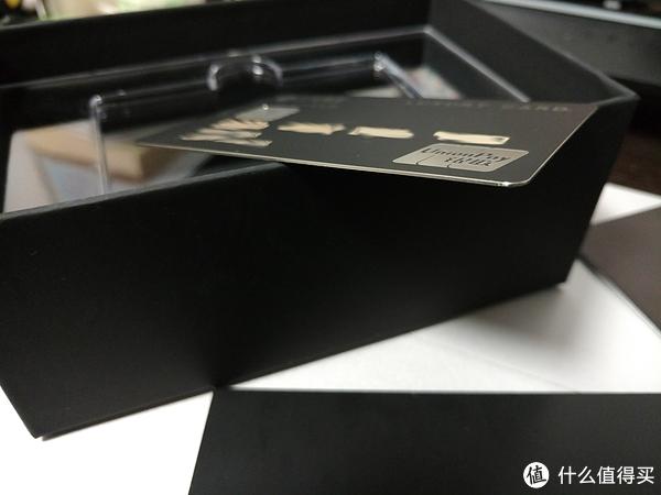 中信Luxury Card黑金卡 简单开箱