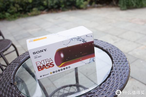 用声光掌控全场!索尼SRS-XB31蓝牙音箱评测