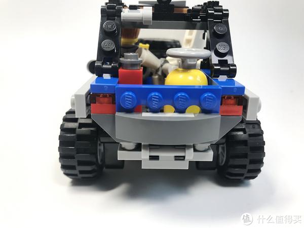 LEGO 乐高 Creator 创意百变系列 31075 荒野大冒险