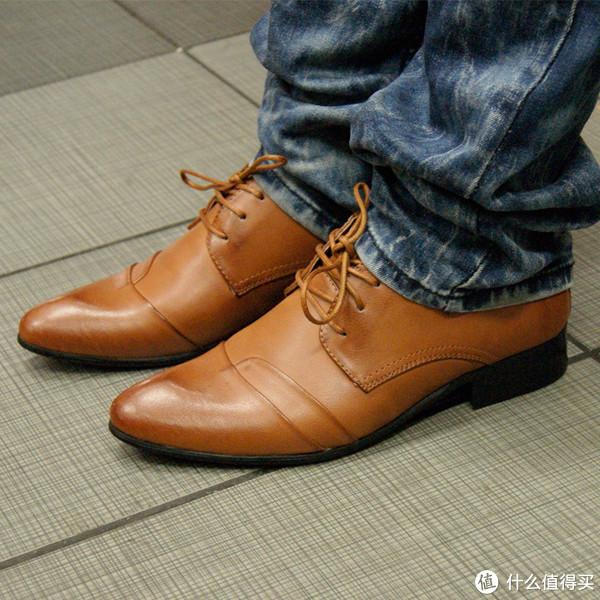 这种尖头鞋你们觉得好看吗?