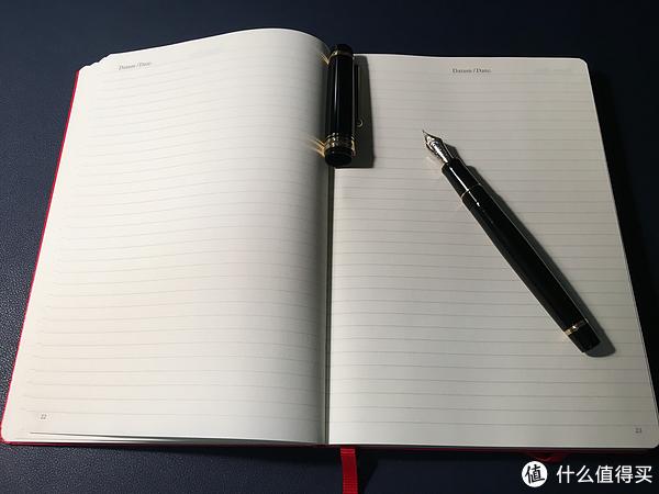 灯塔笔记本,号称最适合钢笔的本子