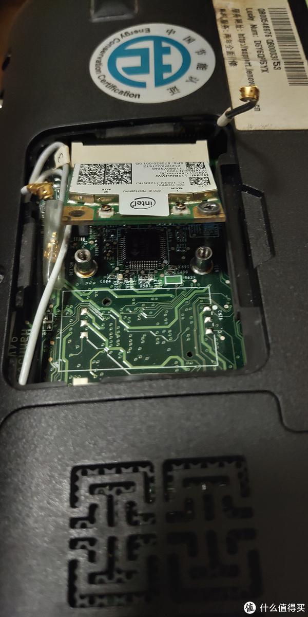 能修的我绝对不买新的 联想Y460换无线网卡