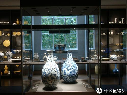 大英博物馆的瓷器馆藏