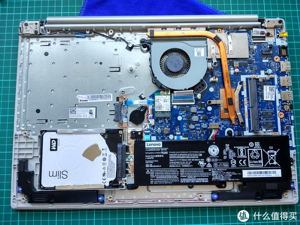 如何修复摔坏的笔记本,换壳、换屏、升内存、加固态——联想小新潮5000