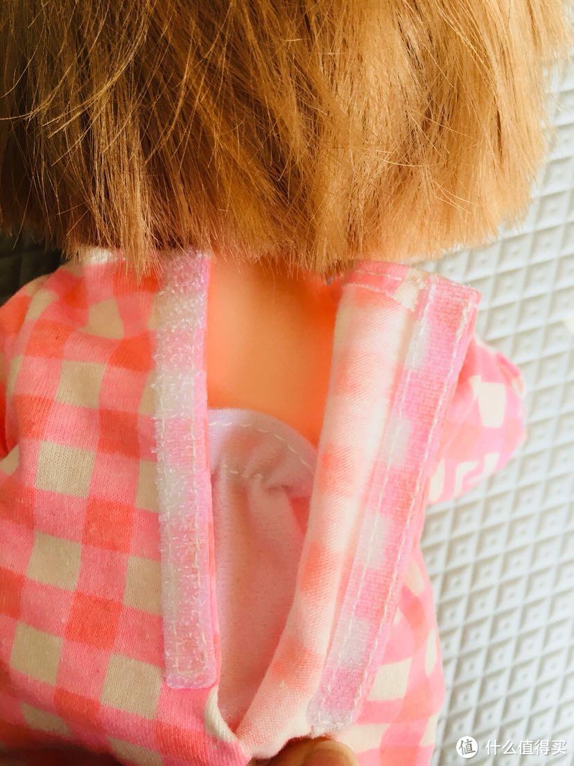会闭眼睛的洋娃娃—咪露妹妹睡衣套装晒单