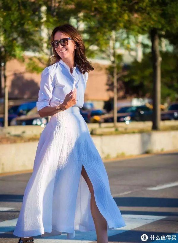 胯宽的女生怎么穿?修身又优雅的伞裙值得入手!