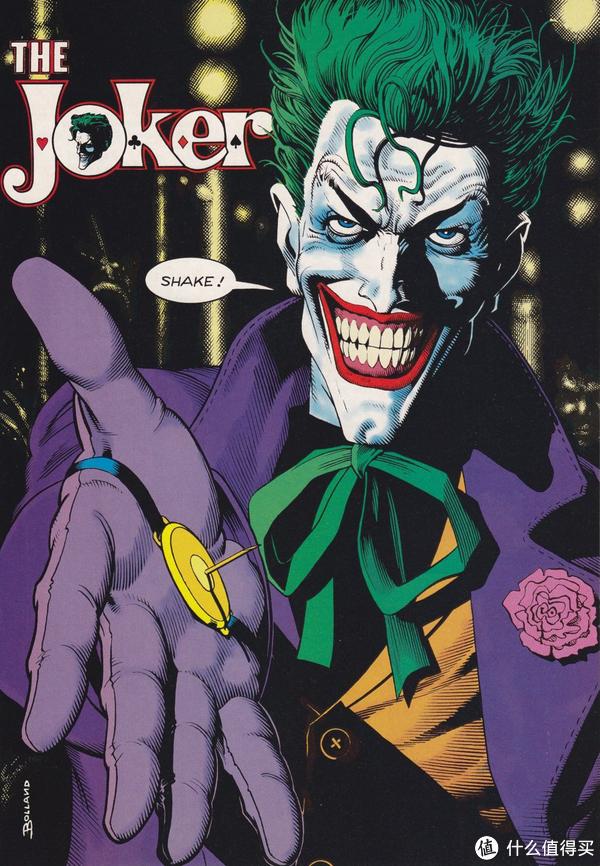 小丑手上的那个东西就是