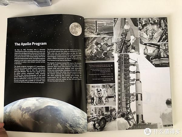 阿波罗计划简介及部分历史照片