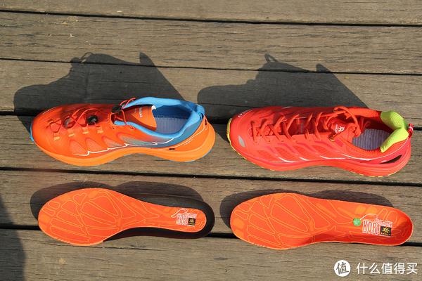 Fuga PRO采用的KORT透气排汗鞋垫,强效除臭抑菌,看着也更高级。