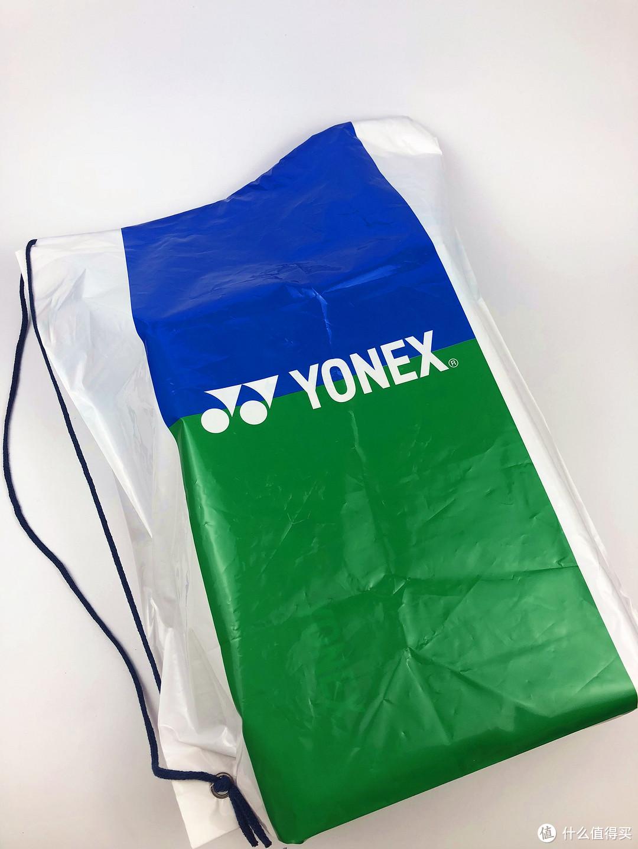 说实话,我挺喜欢尤尼克斯的包装袋,如果要是帆布袋,会更加实用