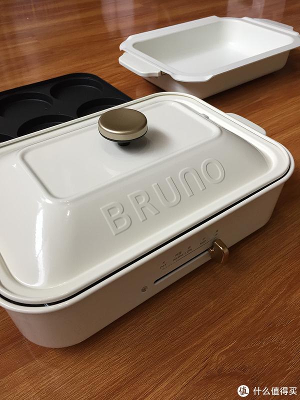 谁说功能多了颜值就要低?—Bruno料理锅