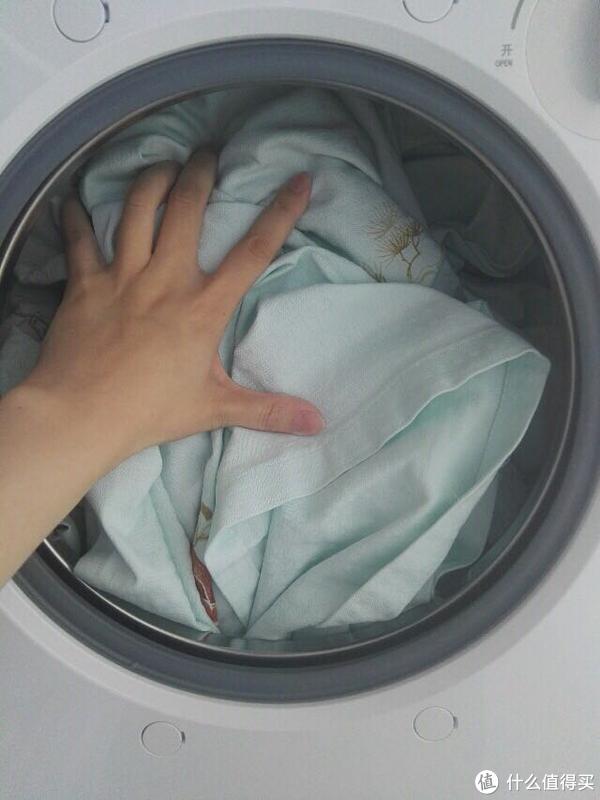 为爱告别手洗,新家的大宇壁挂洗衣机XQG30-881E