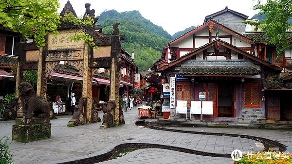 泰安古镇,梦开始的地方