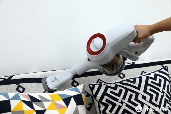 可除螨的无线吸尘器,莱克吉米手持无线吸尘器JV51使用体验