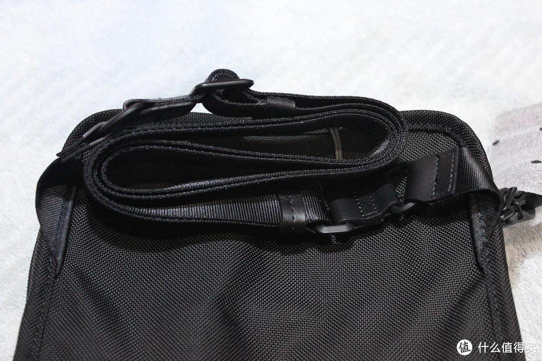 低调实用的男士单肩包—TUMI 途明 ALPHA 2(22116D2)单肩斜挎包详细晒单
