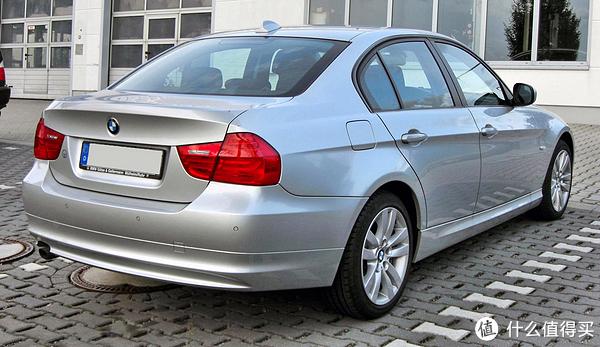 后期款E90 LCI(2009-2013)