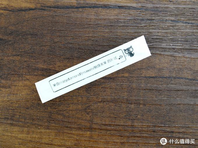 理线标记好帮手,PAPERANG条条机 PT1蓝牙标签打印机体验
