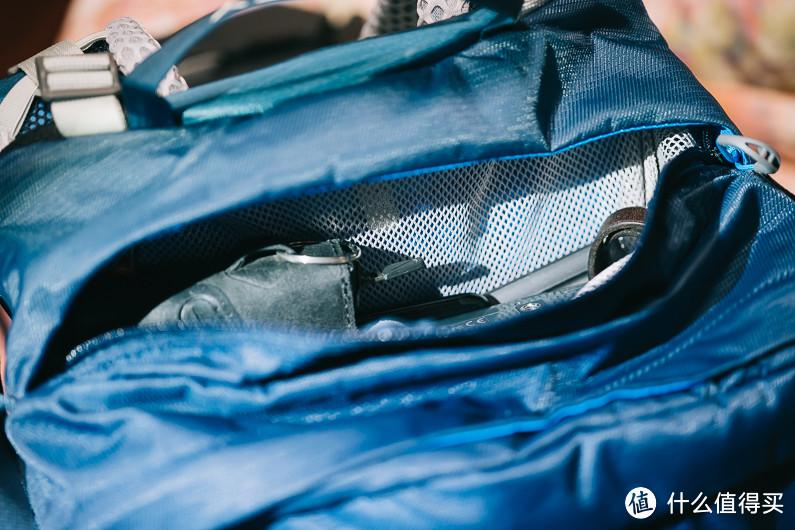 我第一款Osprey背包— Stratos 云层 24 户外双肩背包