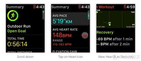 分享两个你不常注意的Apple Watch心脏健康数据!