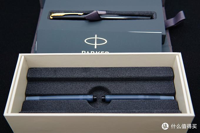670¥的金尖值不值?派克卓尔18k钢笔开箱