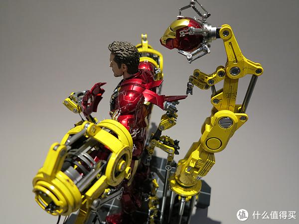 终极解毒 HotToys Mark4 MK4 合金压铸钢铁侠(上)