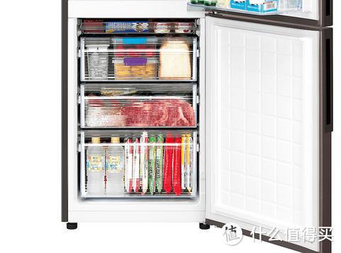 夏普推出新款双门冰箱:280L容量却带巨大冷冻室