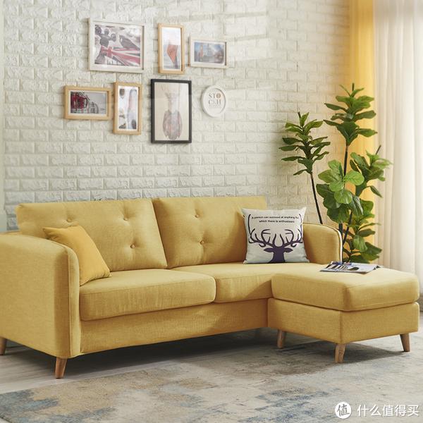 新家太单调?北欧布艺沙发增格调.大师经市场调查研发针对小户型家庭的沙发