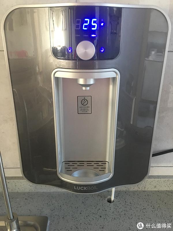 2019款红嘴鸟800G家用直饮大流量RO反渗透净水器使用三个月后的感受分享