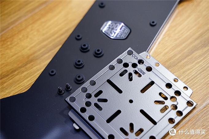 最佳桌面机箱——CoolerMaster 酷冷至尊 SL600M 全塔机箱