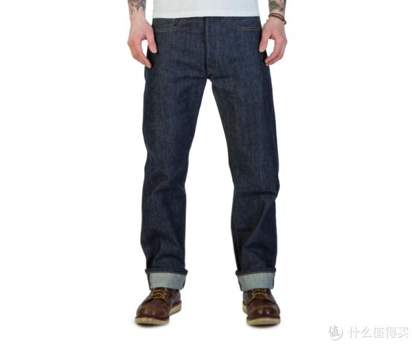 如果你余生只能穿一条牛仔裤,李维斯LVC各年代501版型普及榜
