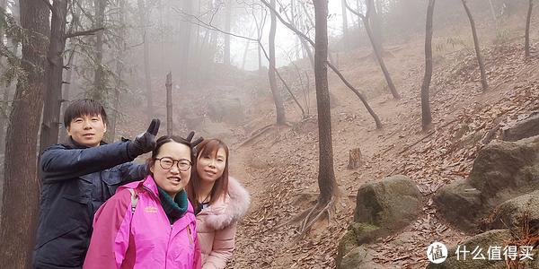 徒步初体验:灵岩山之旅
