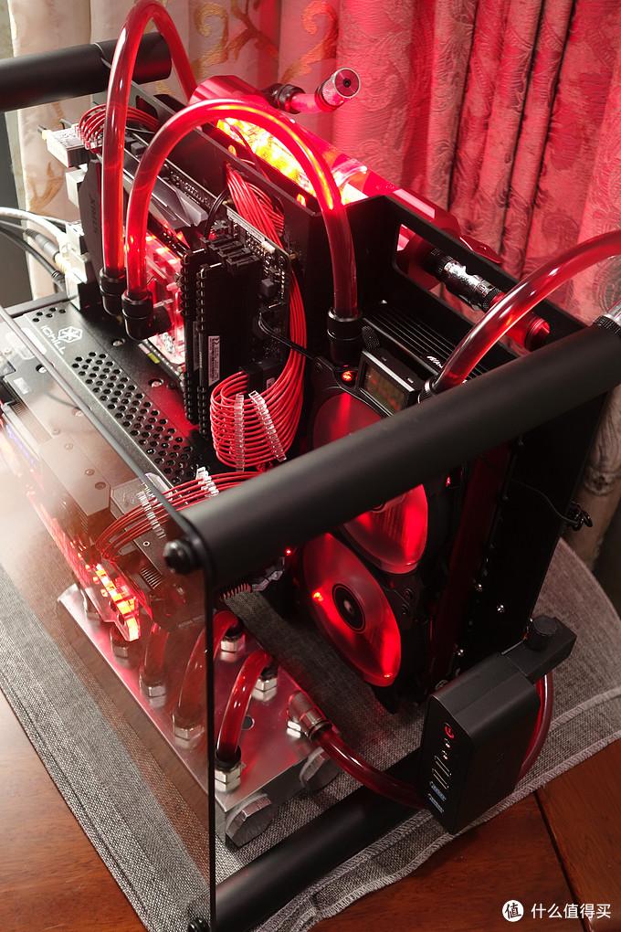 老铁,是时候给你的电脑加点水了! 穷人的水冷方案,附谈宏基 x34p 显示器