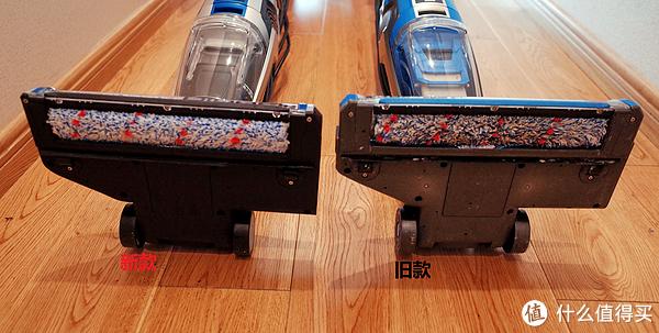 必胜(Bissell)洗地机1713Z与2225Z新旧版对比测评