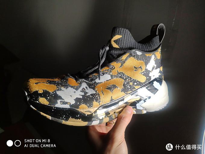 【鹄评乱测】ANTA KT4-寄予厚望却仍有遗憾的国产篮球签名鞋