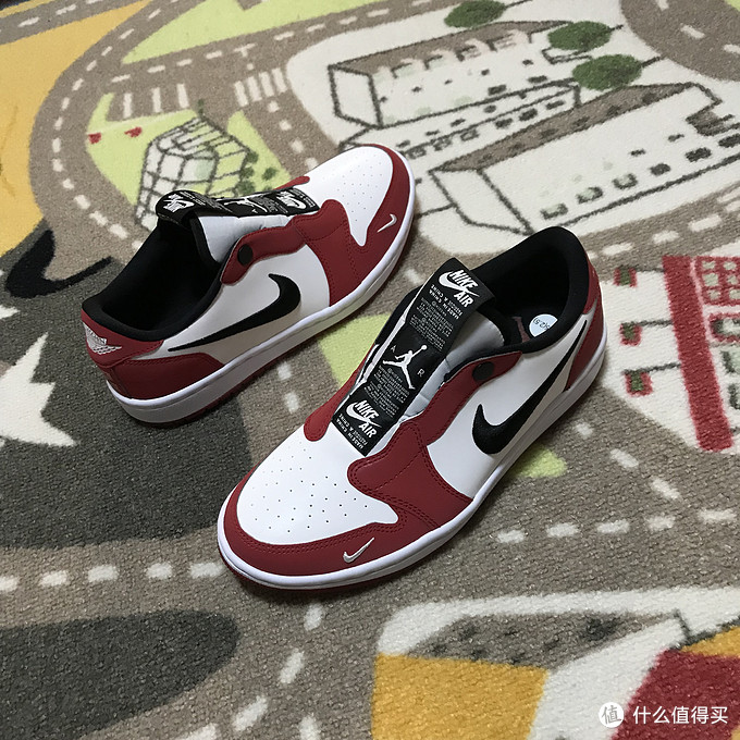 极为酷炫的Air Jordan 1 Low Slip NRG