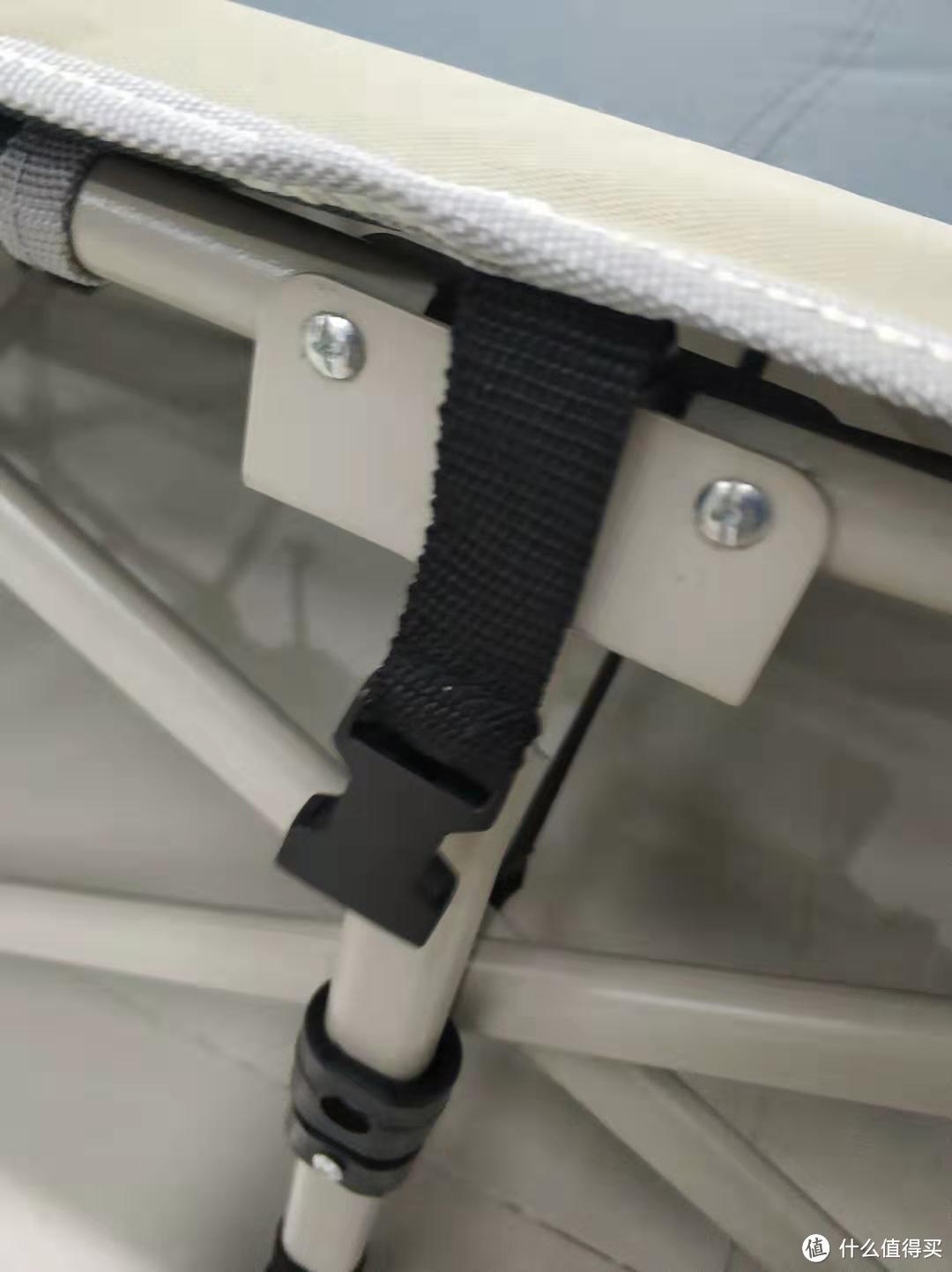插扣与钢管衔接处细节