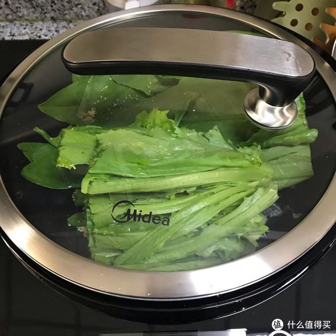吃货神器一按就熟!——美的智能烹饪机