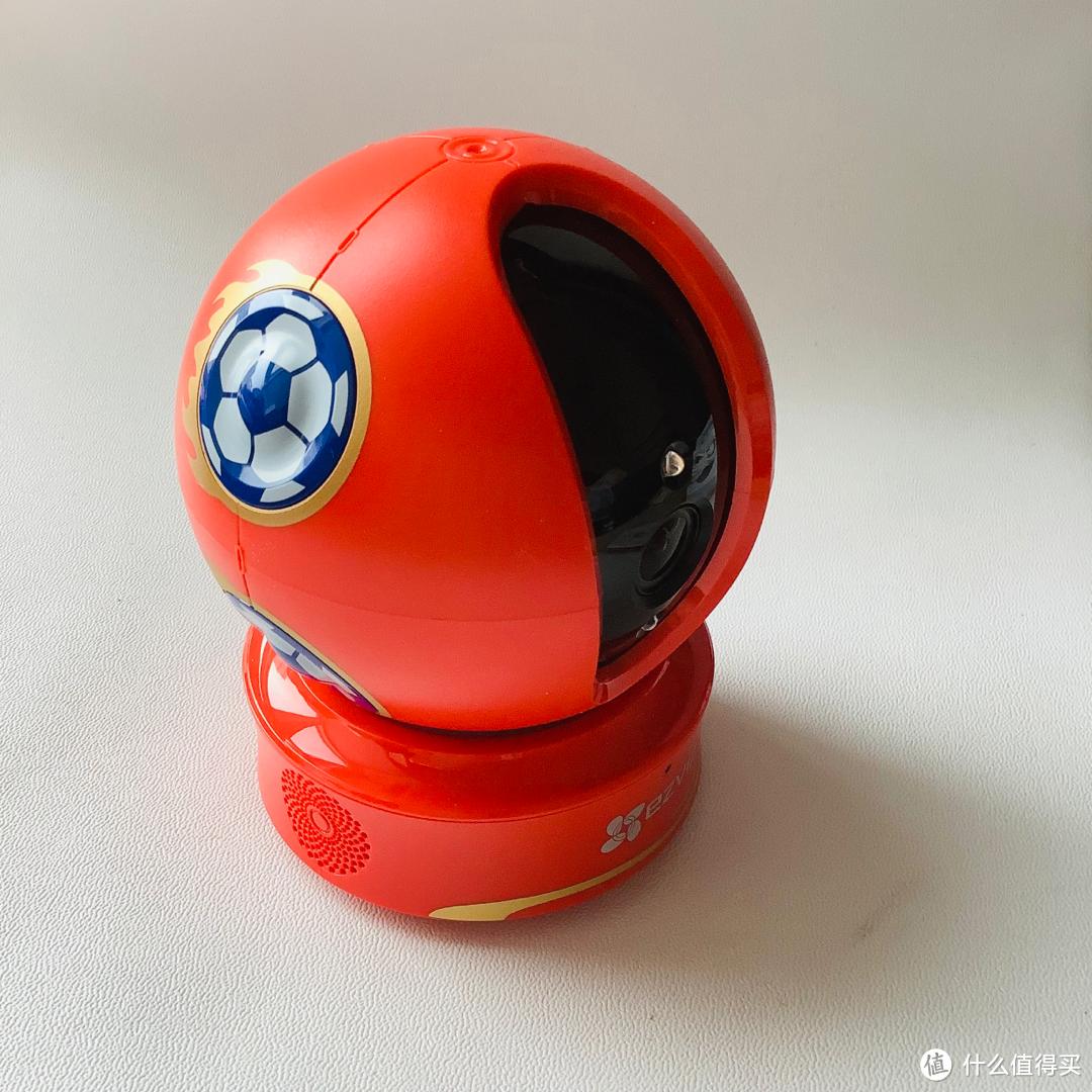 海康威视萤石C6H监控摄像头2018足球版720P测评