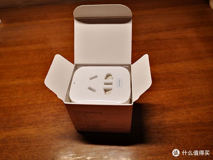 小米米家智能插座WiFi版开箱晒物