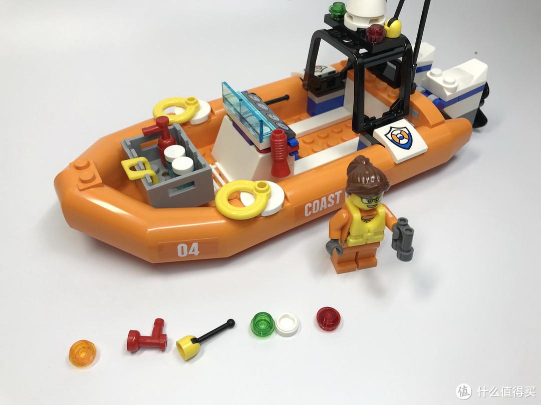 LEGO 乐高 城市系列 60165 四驱动力应急中心