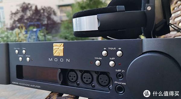 Simaudio Moon 430HA耳放搭配HD800S,HD600耳机听感总结