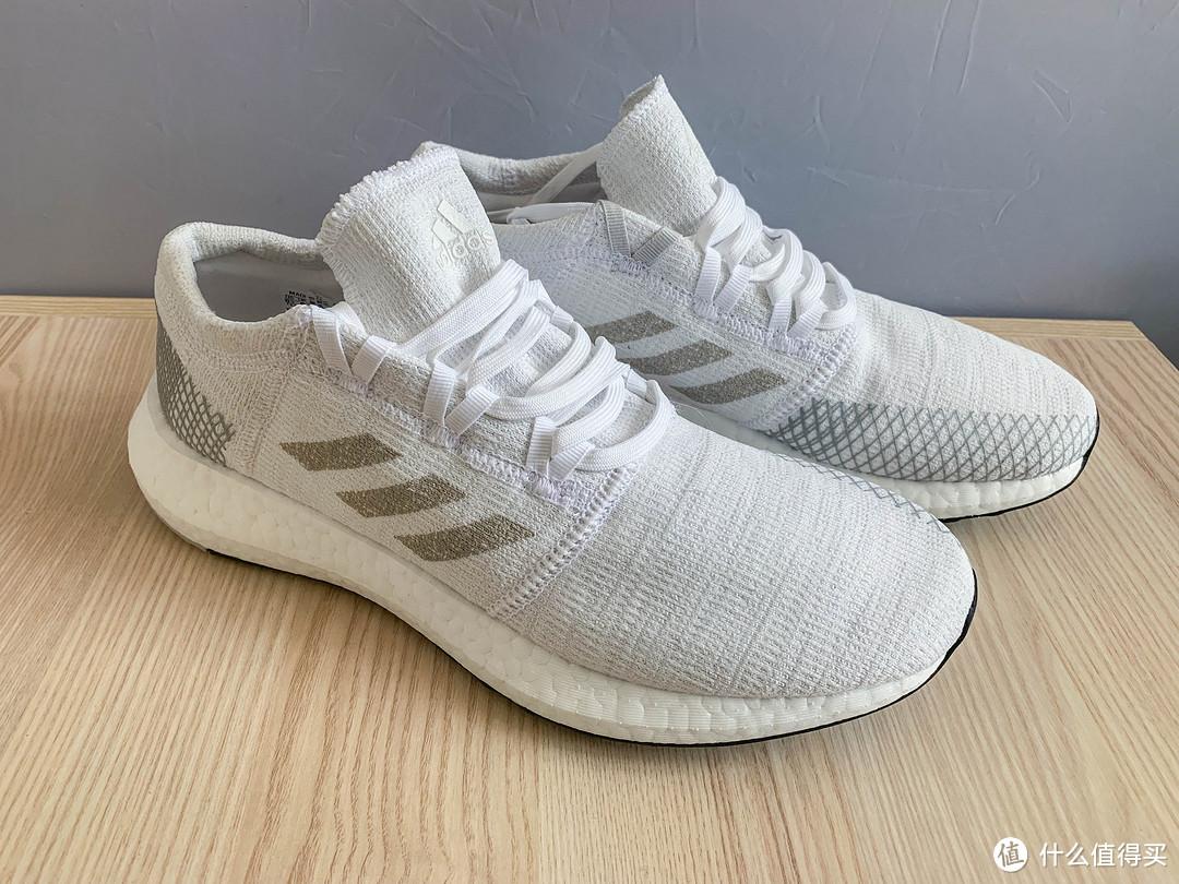 阿迪达斯adidas PureBOOST GO 男子跑步鞋体验